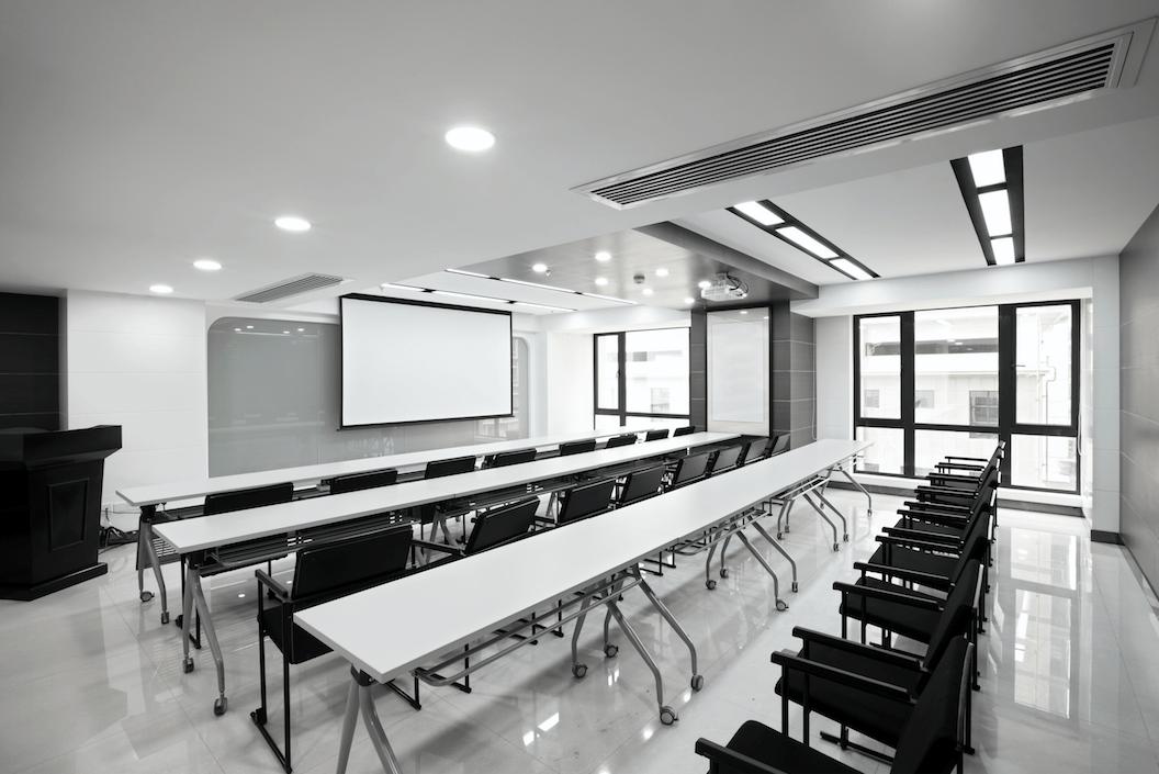 classroom boardroom